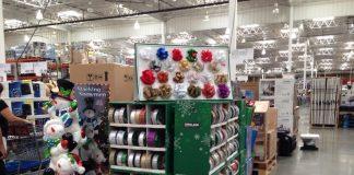 Costco Christmas August