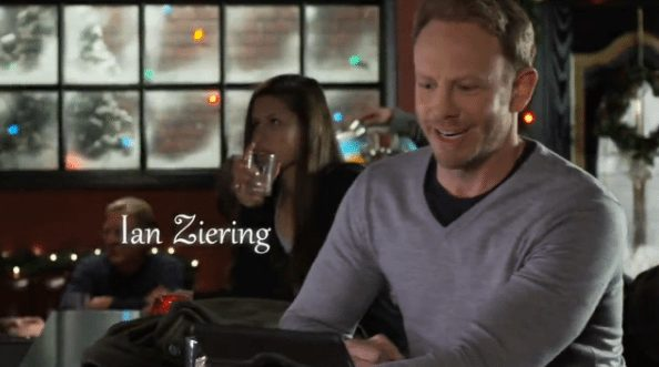 Iam Ziering Christmas in Palm Springs
