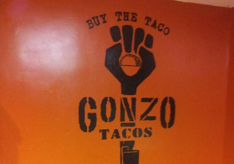 gonzo tacos