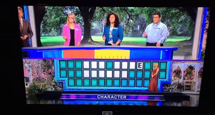 Matt Wheel of Fortune