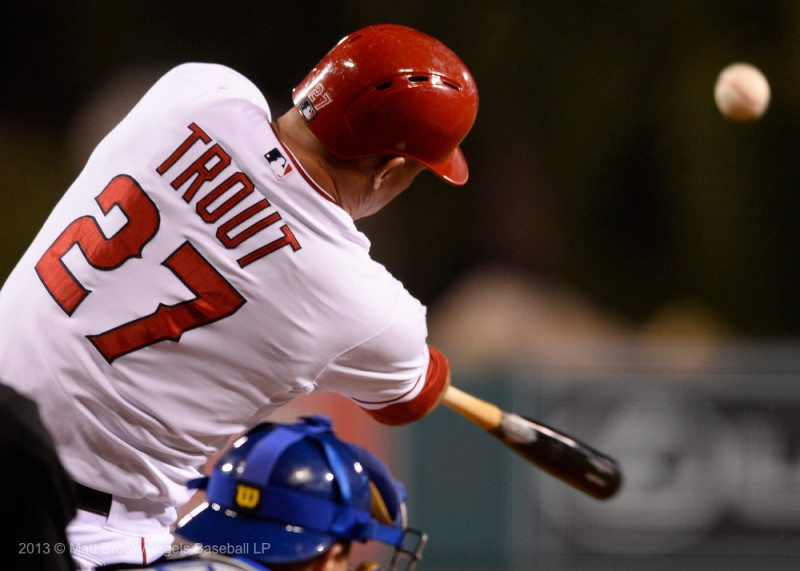 Mike Trout Angeles