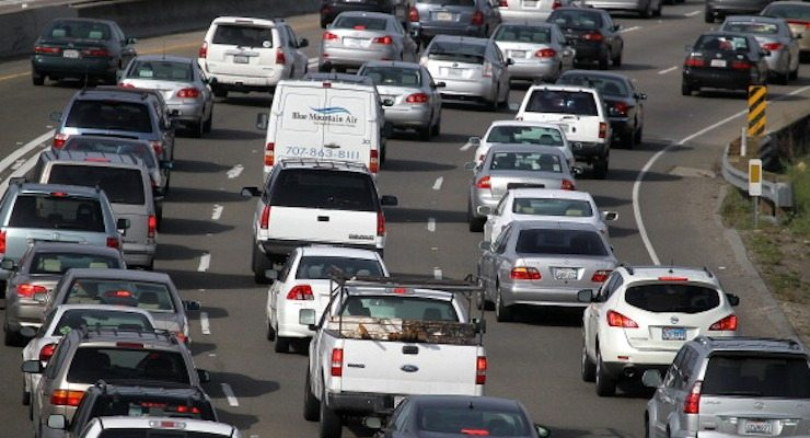 So yeah, 4th of July traffic is expected to suck around So Cal this weekend