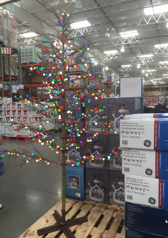 Costco Is Selling The Saddest Christmas Tree Of The Season