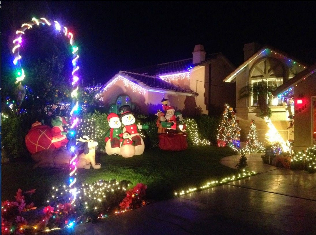 Candy Cane Lane in Cathedral City | 5 things to know