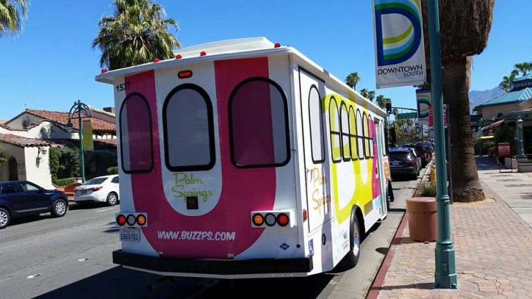 Palm Springs votes to bring back The Buzz just 9 months after killing it