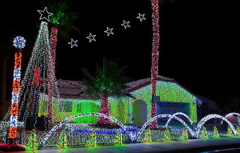 Popular Cathedral City Christmas light display won't be happening in 2016 - Popular Cathedral City Christmas Light Display Won't Be Happening In