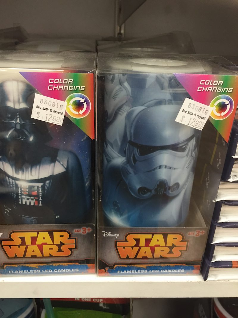Bed bath and beyond beaumont - Star Wars Flameless Candles Bed Bath And Beyond
