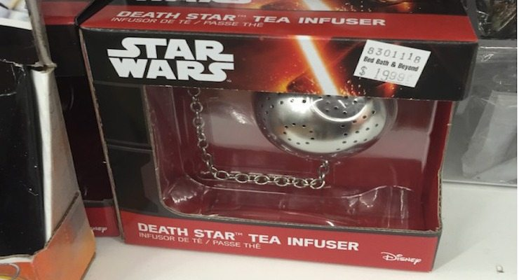 b27052afe 8 ridiculous 'Star Wars: The Force Awakens' movie tie ins available at Bed  Bath and Beyond
