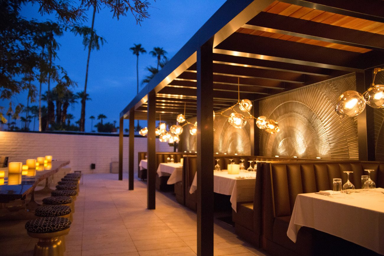 The 20 Hottest Palm Springs Restaurants According To Eater