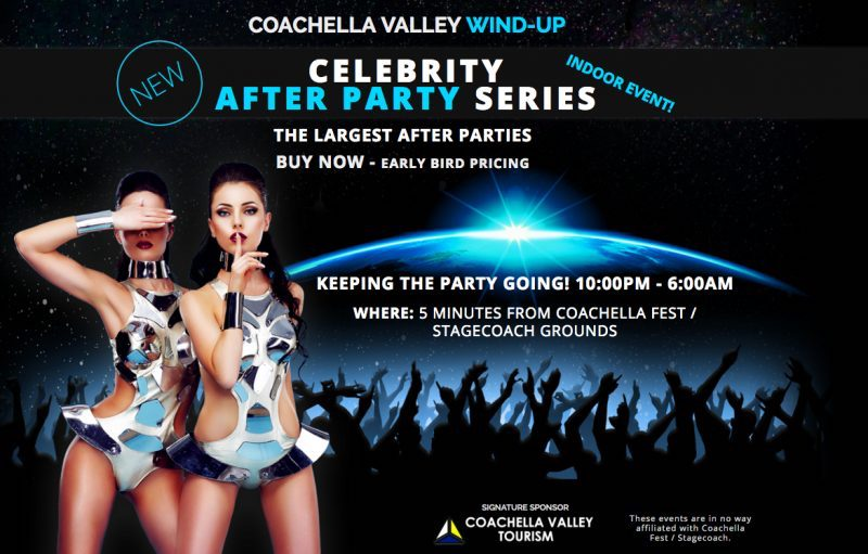 Coachella Celebrity After parties