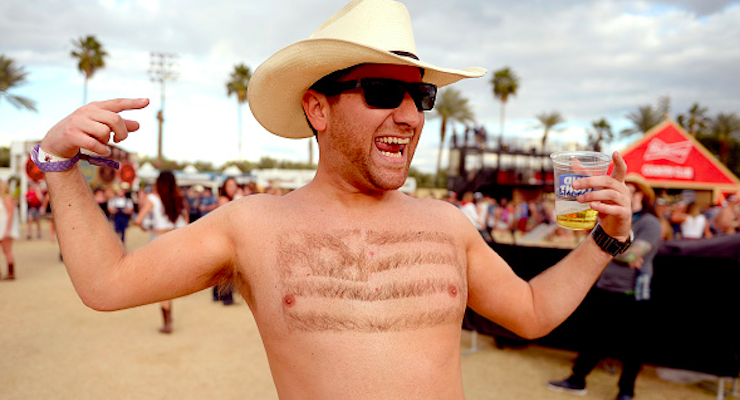 Stagecoach, Day 2: Stagecoach bros are everywhere