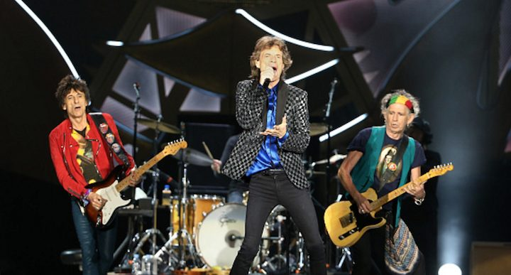 The Rolling Stones will play Friday night of each weekend of 'Desert Trip'