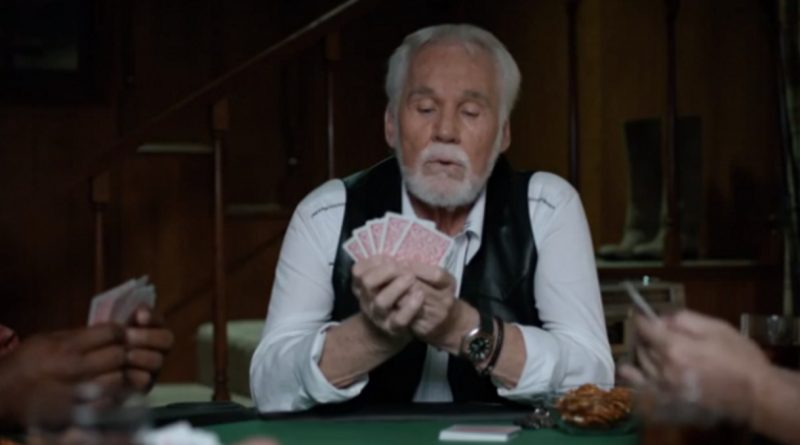kenny rogers cards