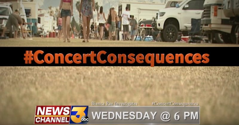 #ConcertConsequences