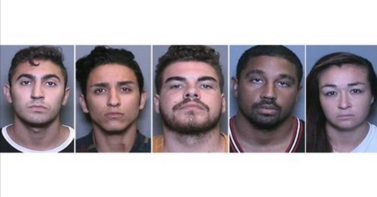 6 arrested over death of Perris man linked to love triangle