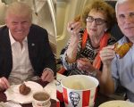Is KFC Trump's secret weapon to winning the election?