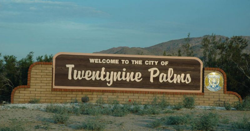 Twentynine Palms man arrested for attempting to hit deputy with prosthetic leg
