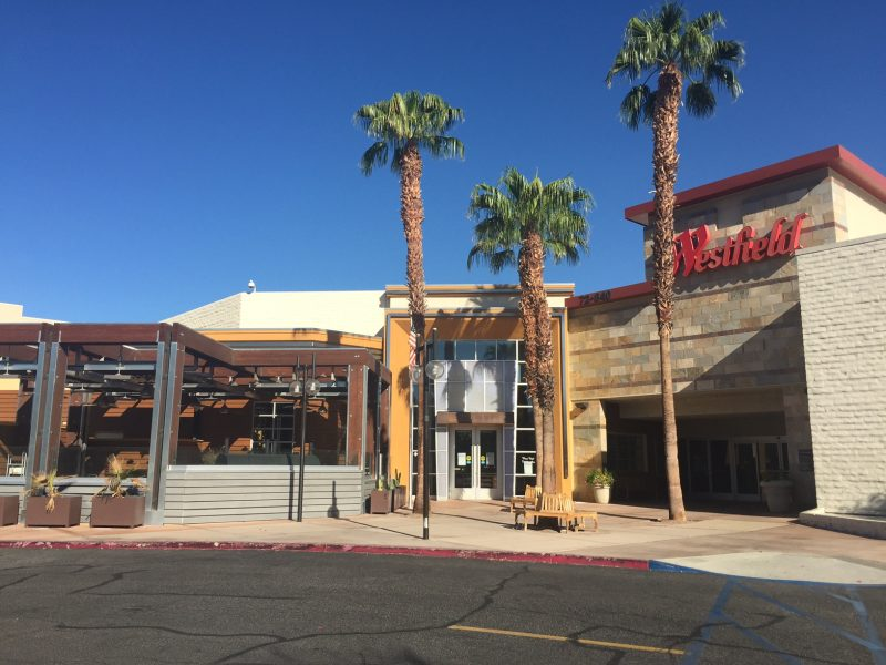 Richie's All American Diner Westfield Palm Desert Closes