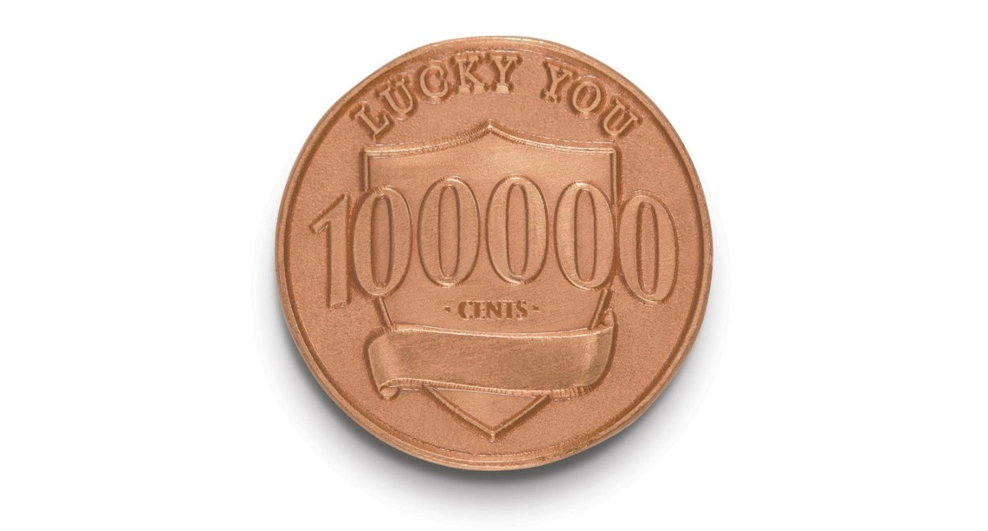 If You Find One Of These Fake Pennies You Get 1 000