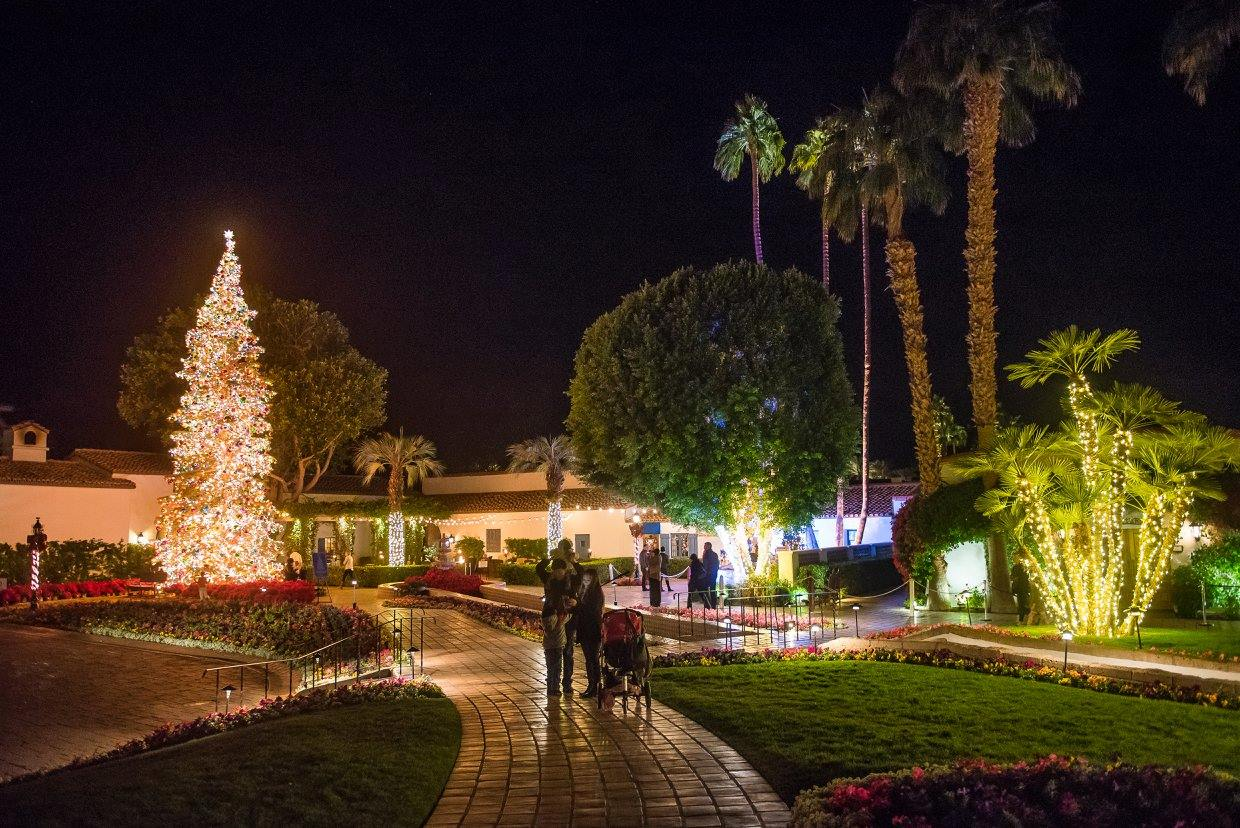 Christmas In La.Christmas In Palm Springs Things To Do During The Holidays