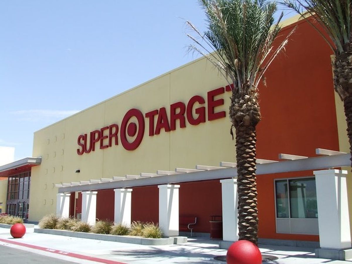 The Indio SuperTarget Which Opened In 2008 Is Closing