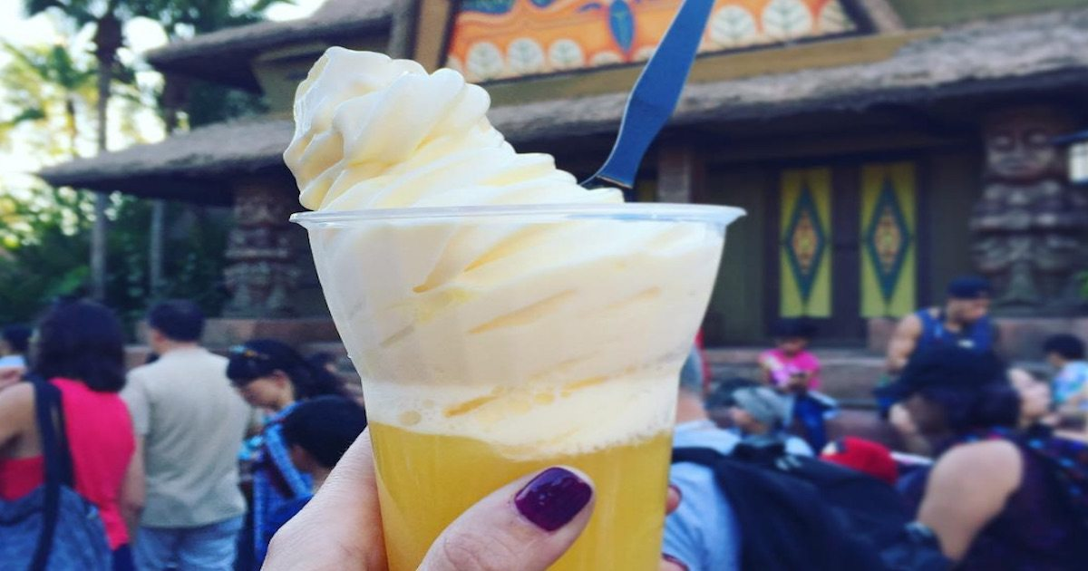 Disneyland now will serve you a Dole Whip with booze ...