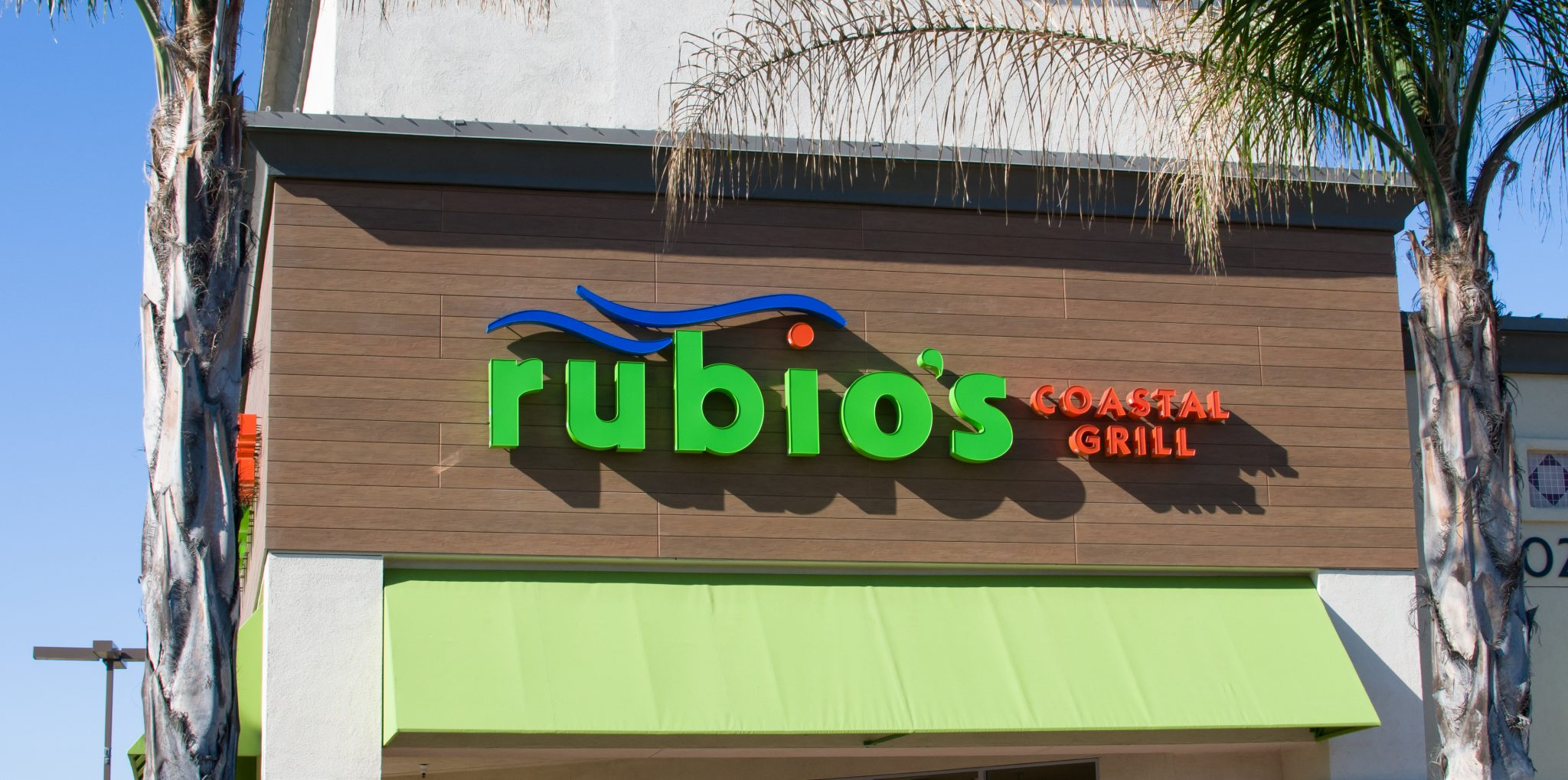 The first 50 people at rubio 39 s new palm desert location for Rubio s coastal grill the original fish taco