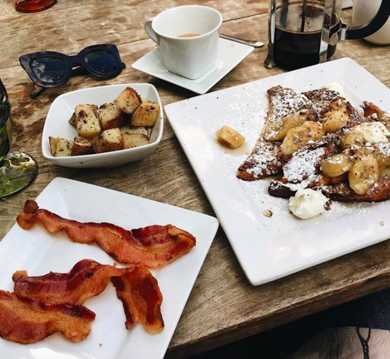 FARM in Palm Springs - one of the best spots for breakfast and brunch in Palm Springs