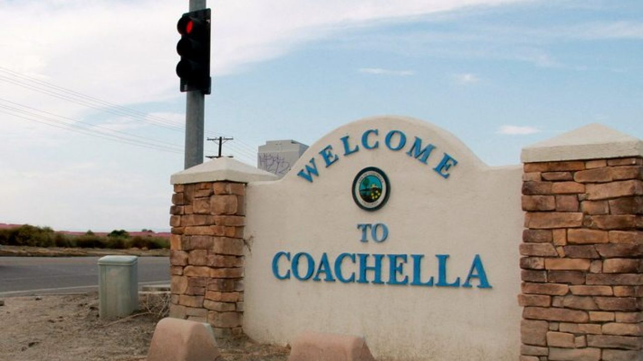 What does Coachella mean? Well, that's a funny story