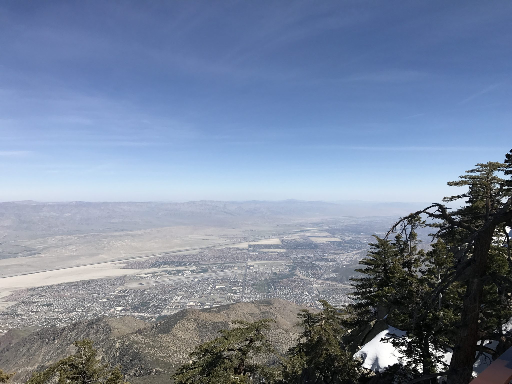 11 Tips For Hiking At The Palm Springs Aerial Tramway
