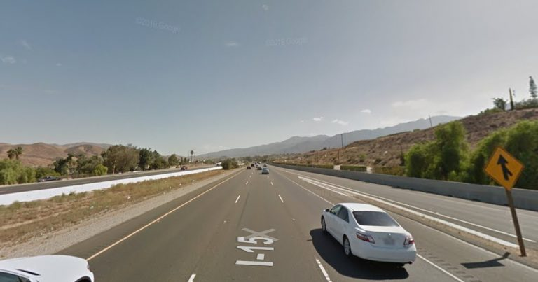 Motorcyclist dies while attempting a stunt on the 15 Freeway