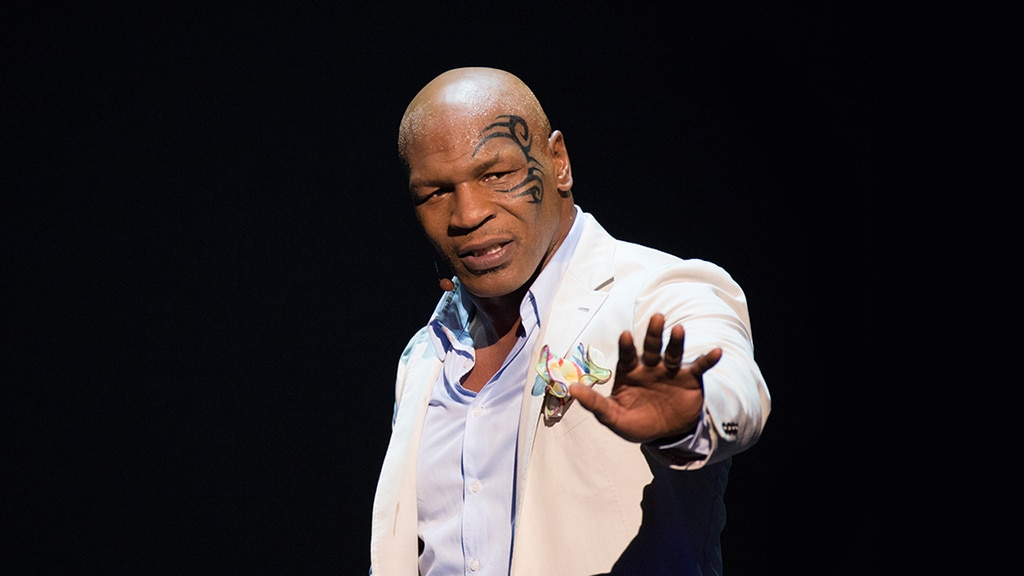Mike Tyson To Bring Undisputed Truth To Morongo Casino Cactus Hugs
