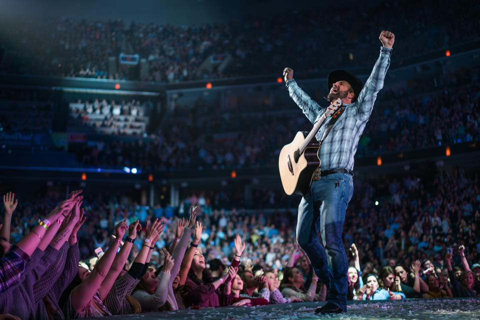 Report Garth Brooks Is Playing Stagecoach In 2018