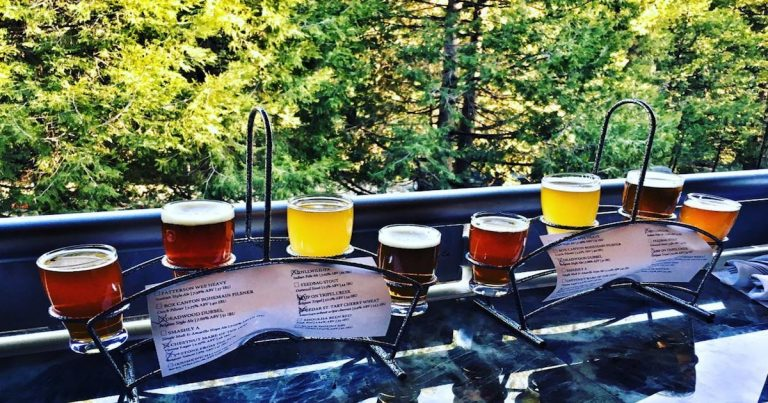 Idyllwild Brewpub is serving great beer and food in the So Cal mountains