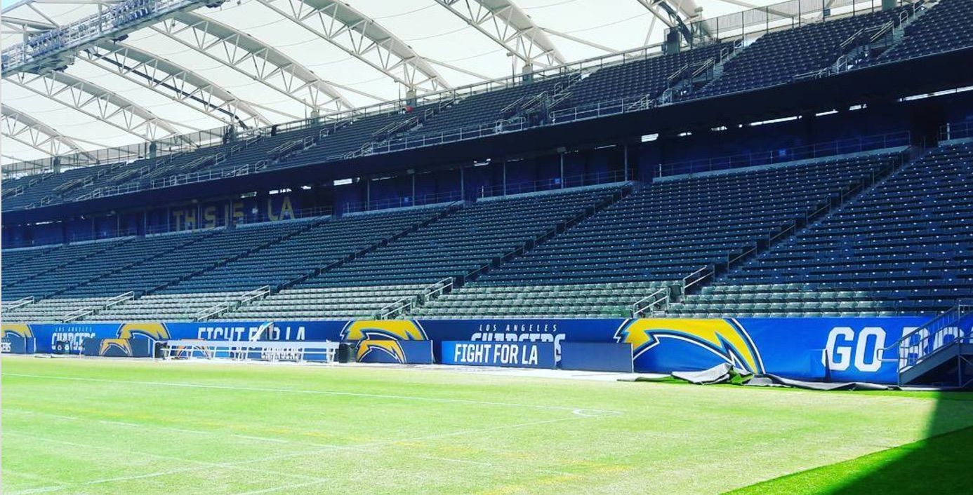 The Chargers Couldn T Fill Up Their Teeny Tiny Stadium On