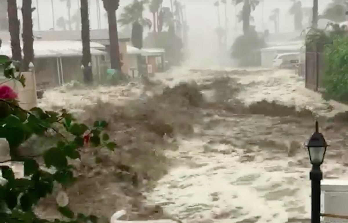 Bmw Palm Springs >> This video of the insane flooding in Palm Springs is crazy, man   Cactus Hugs