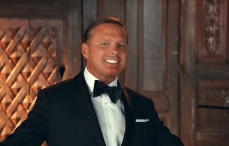 Luis Miguel will be performing a concert in September in the Palm Springs area