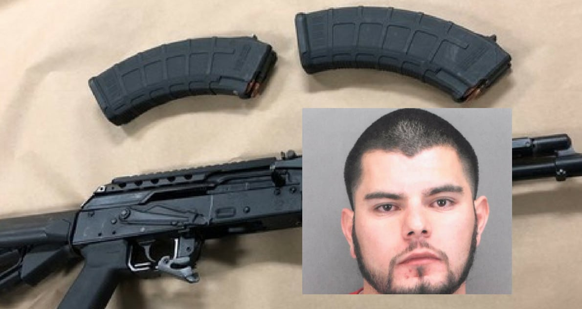fbbec7bc4 Two arrested with loaded AK-47 in Beaumont   Cactus Hugs