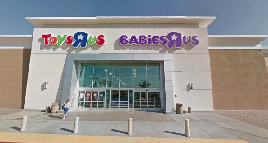 The Indio Toys R Us is closing Cactus Hugs