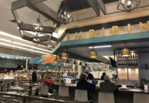 Gelson's Rancho Mirage Bar