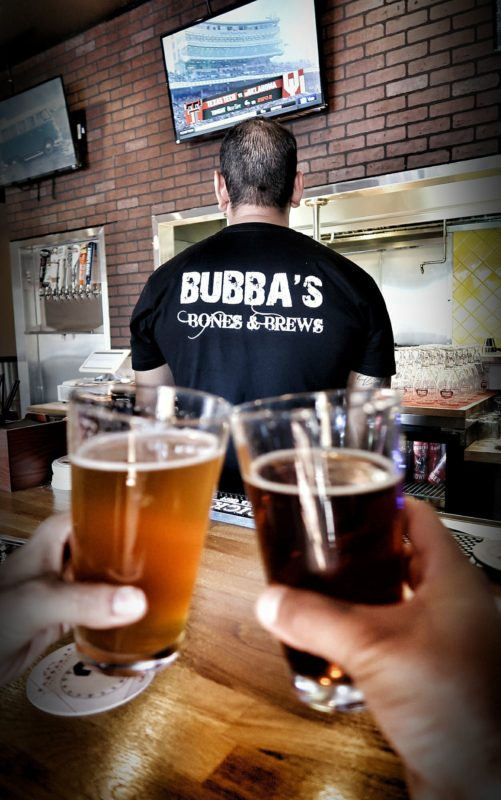 Bubbas Bones and Brews Cathedral City