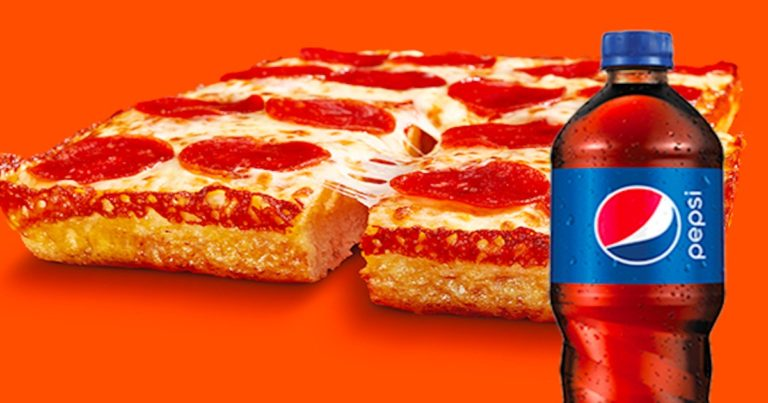 You can get free lunch at Little Caesars today