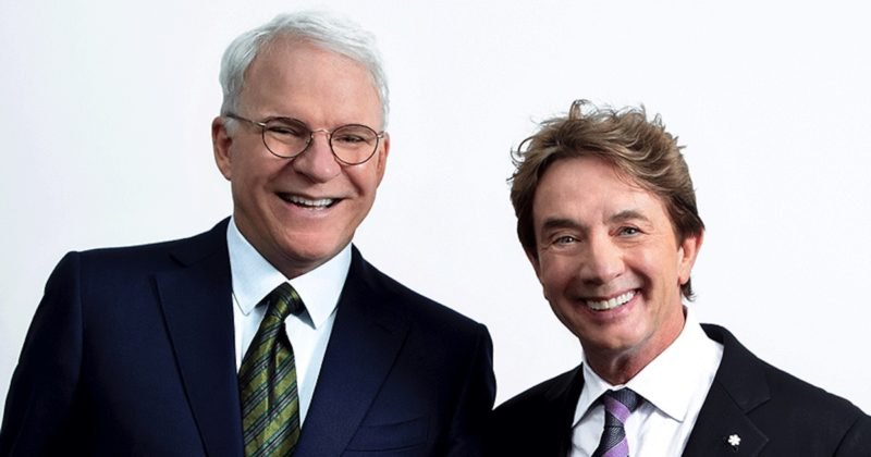 Steve Martin and Martin Short are coming to the Show at Agua Caliente Casino Resort this August in Palm Springs
