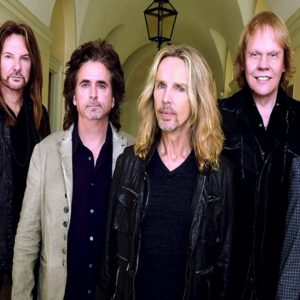 Styx will perform a concert in the Palm Springs area