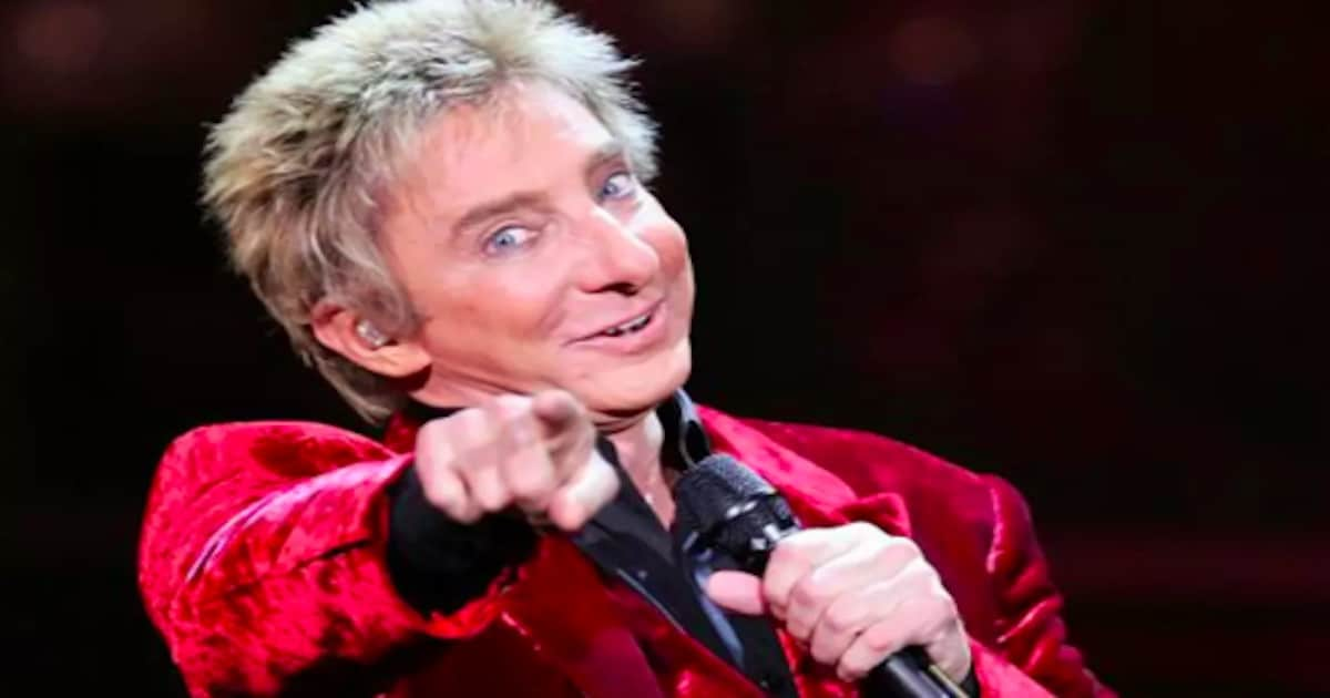 Barry Manilow will perform a couple of Christmas shows at Agua ...