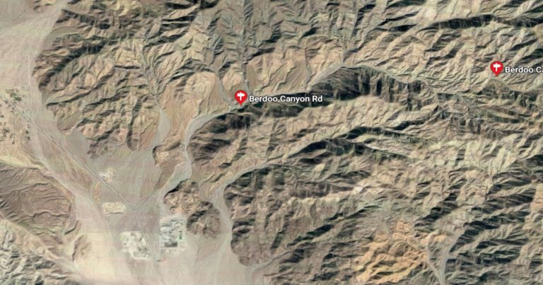 Woman shot by Bureau of Land Management officer in Sky Valley
