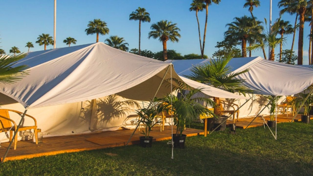 Should you buy this $9,500 Coachella camping package