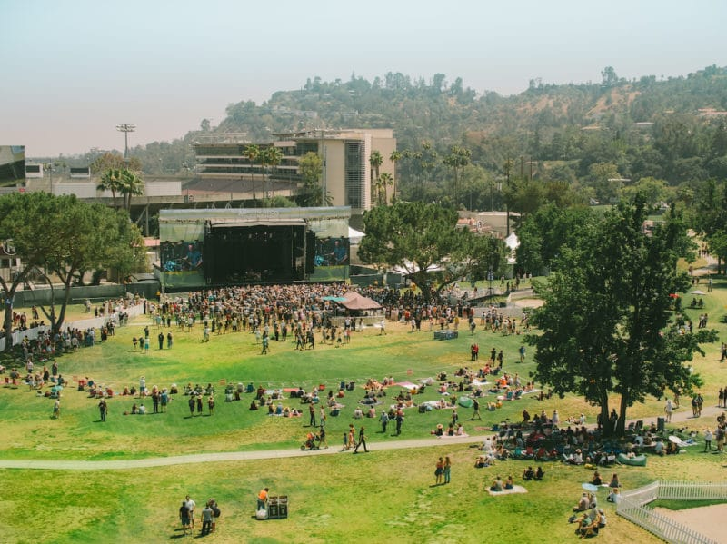 Goldenvoice's Arroyo Seco Weekend 'taking a year off' in 2019