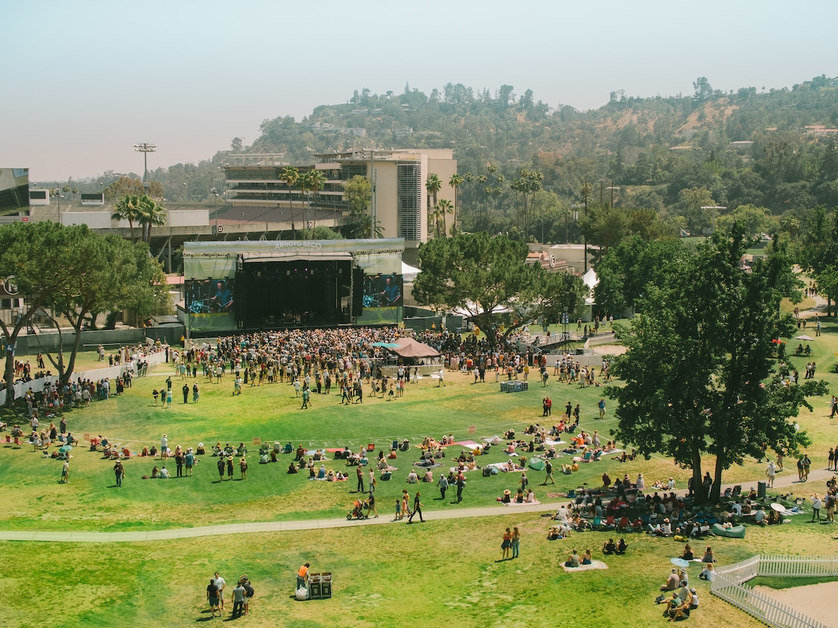 Arroyo Seco Music Festival 2020.Goldenvoice S Arroyo Seco Weekend Taking A Year Off In