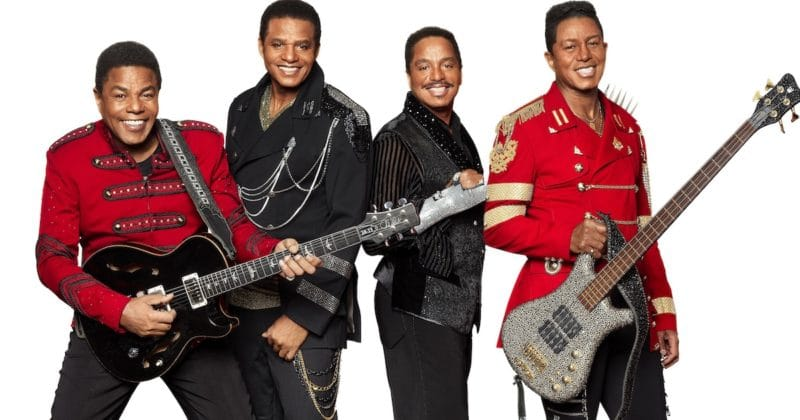 The Jacksons are coming to Fantasy Springs Resort Casino this August in Palm Springs